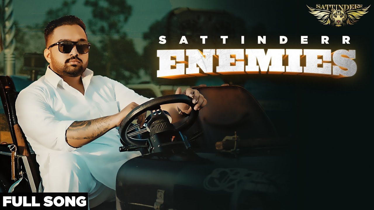 Sattinderr ft Yung Delic & Mxrci – Enemies
