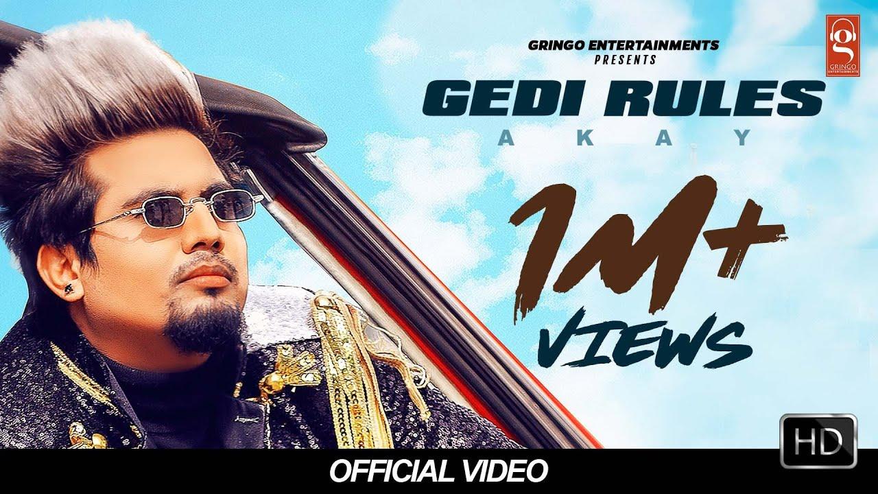 A-Kay ft Pendu Boyz – Gedi Rules