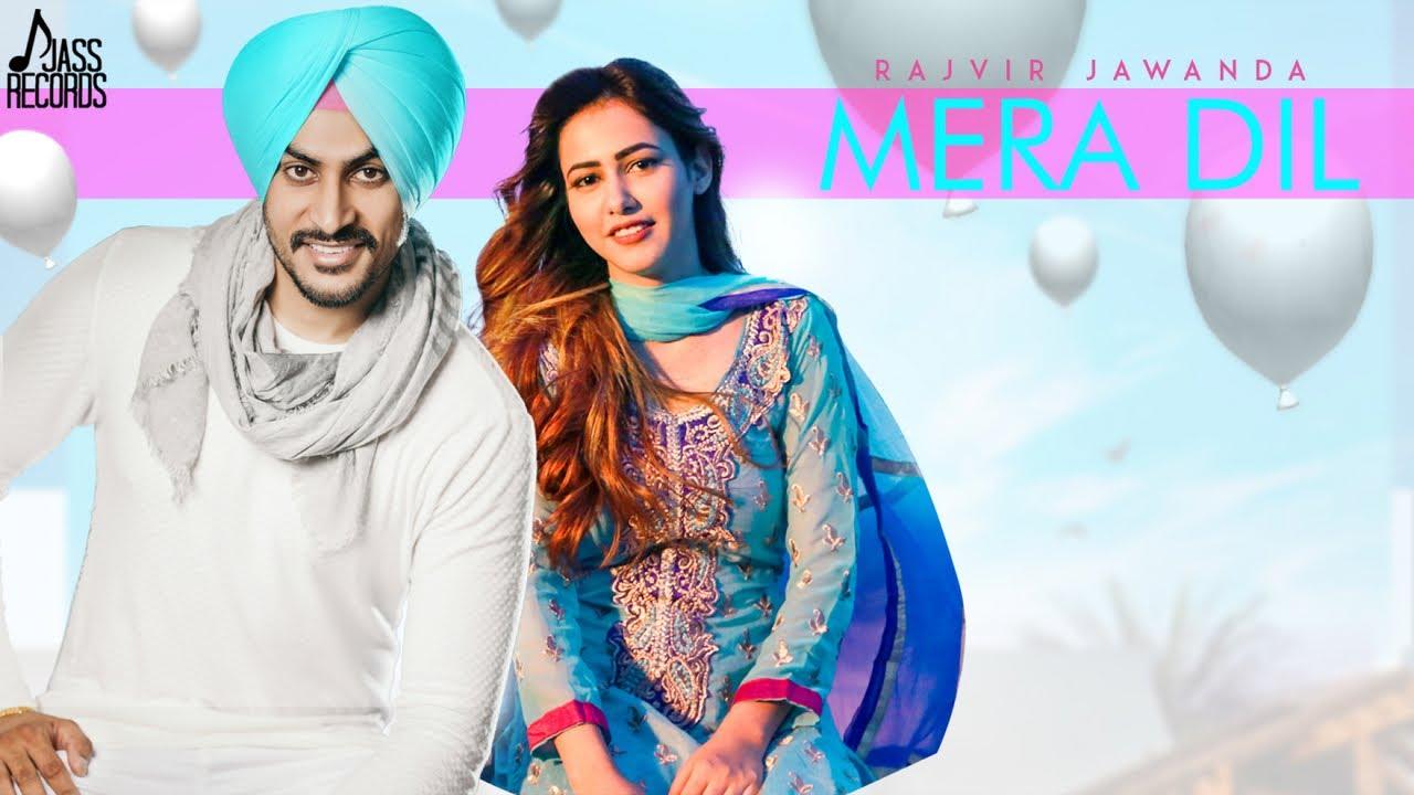Rajvir Jawanda ft MixSingh – Mera Dil