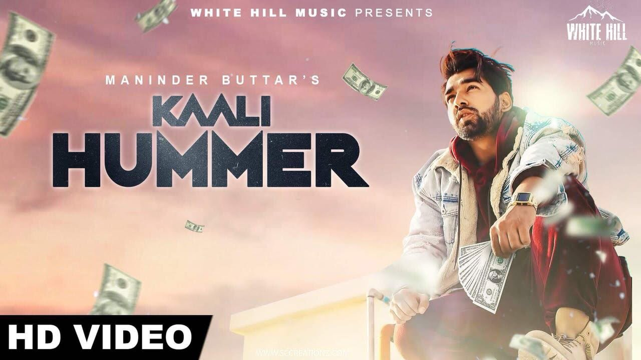 Maninder Buttar ft Deep Jandu & J-Statik – Kaali Hummer