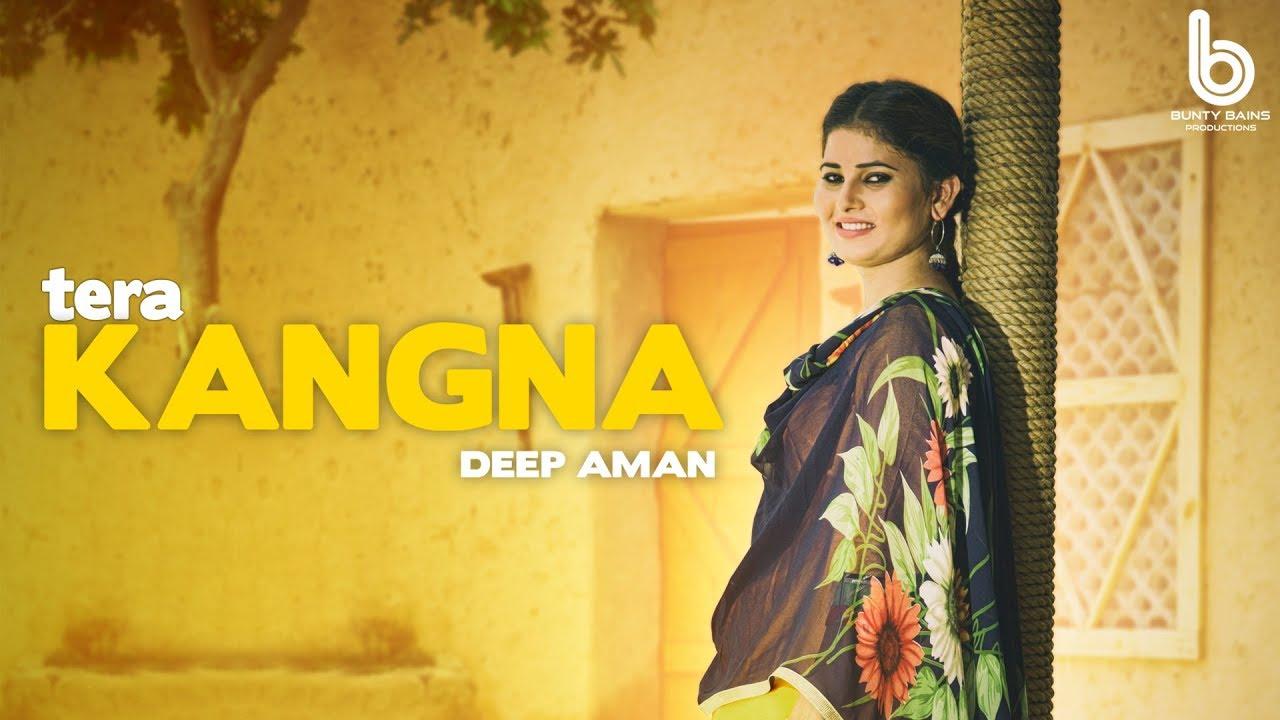 Deep Aman ft Gag Studioz – Tera Kangna