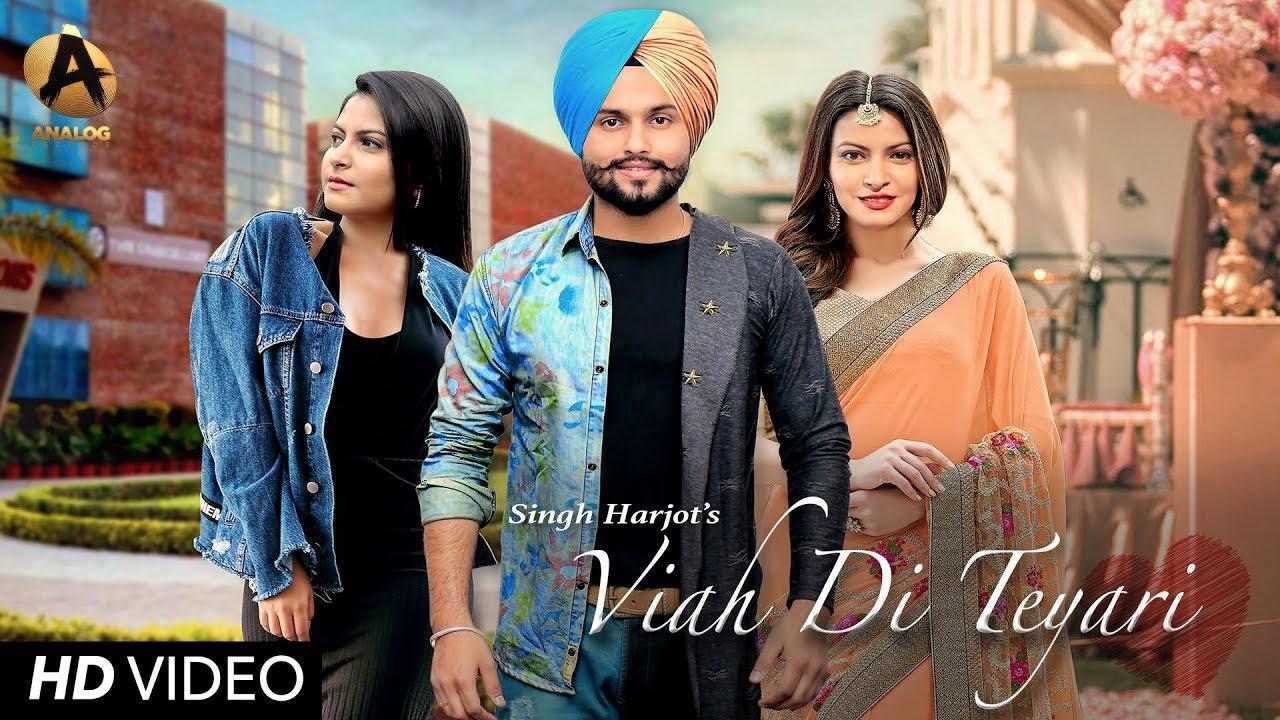 Singh Harjot ft Beat Minister – Viah Di Teyari