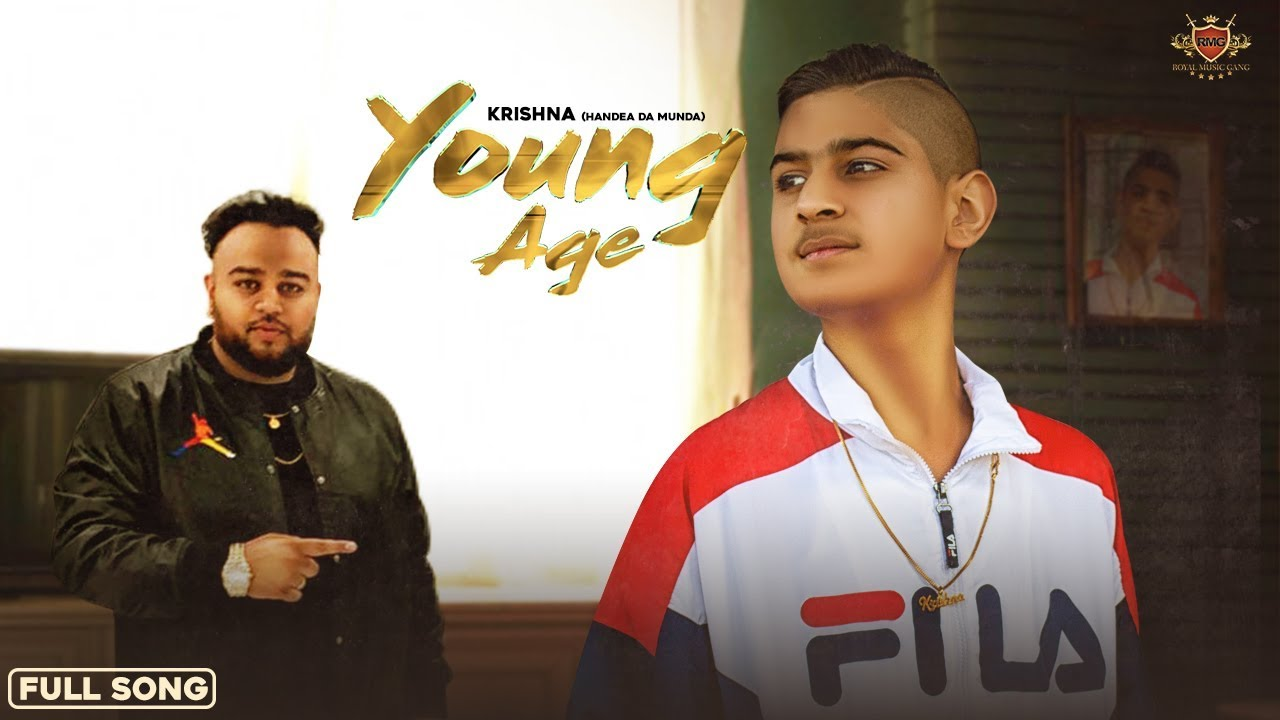 Krishna ft Deep Jandu – Young Age