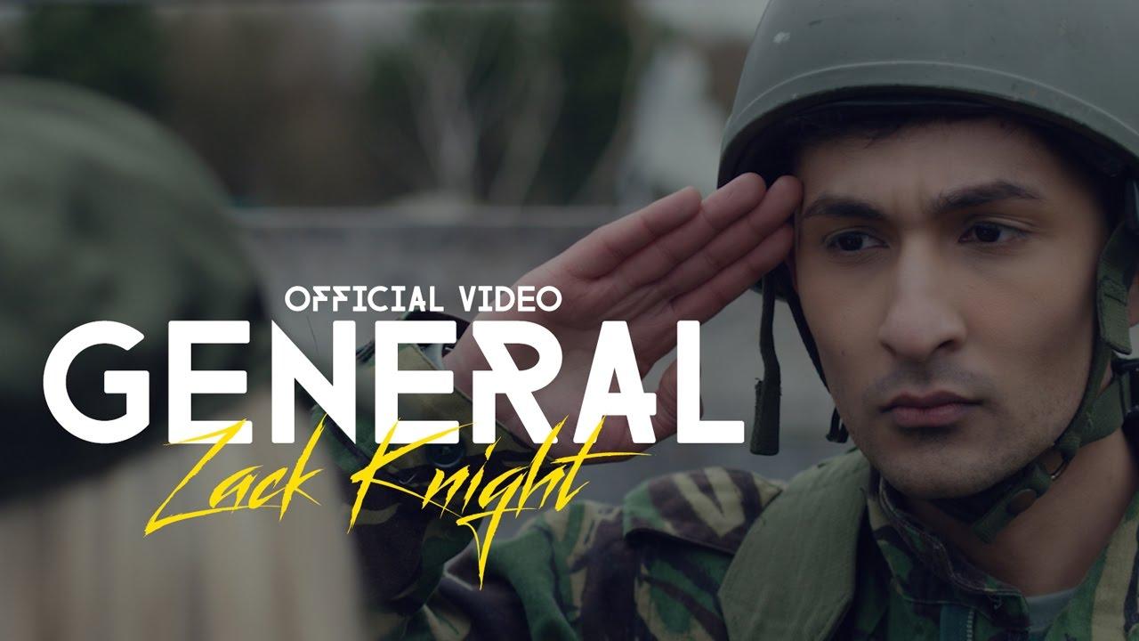 Zack Knight – General