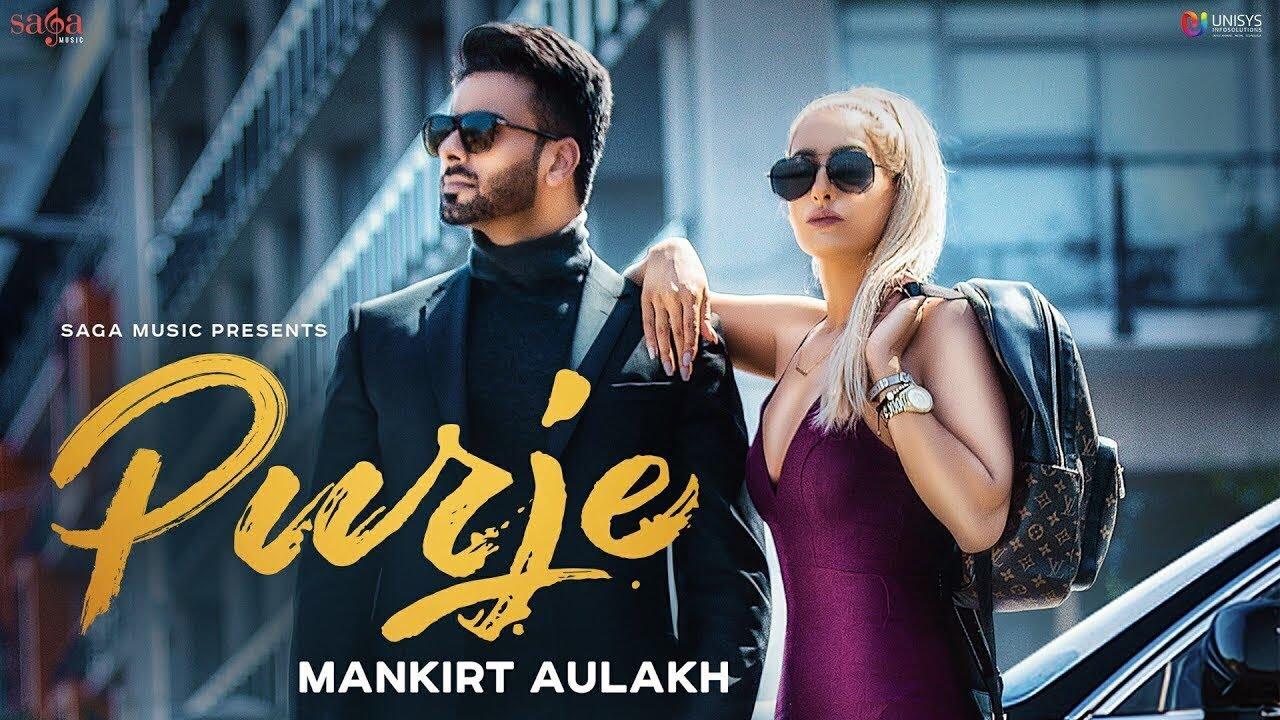 Mankirt Aulakh ft DJ Flow, DJ Goddess, Ikwinder Singh & Spin Singh – Purje
