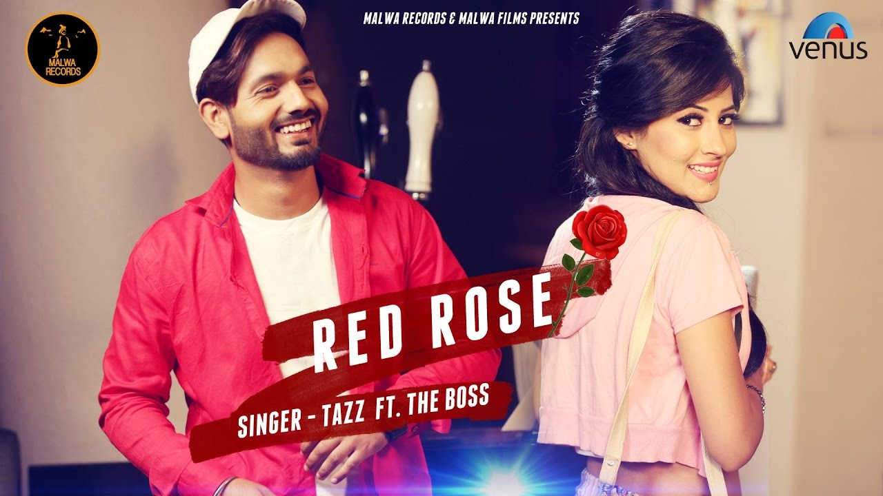 Tazz ft The Boss – Red Rose