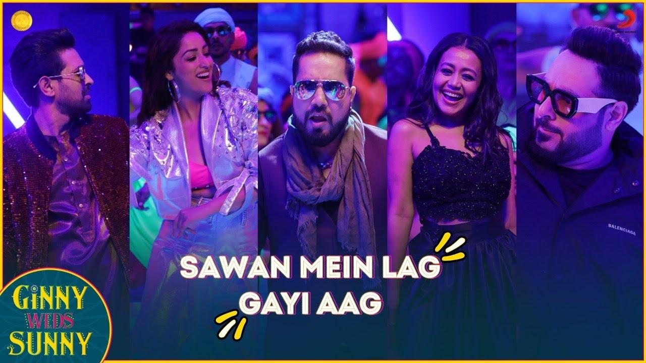 Mika Singh, Neha Kakkar & Badshah ft Payal Dev – Sawan Mein Lag Gayi Aag