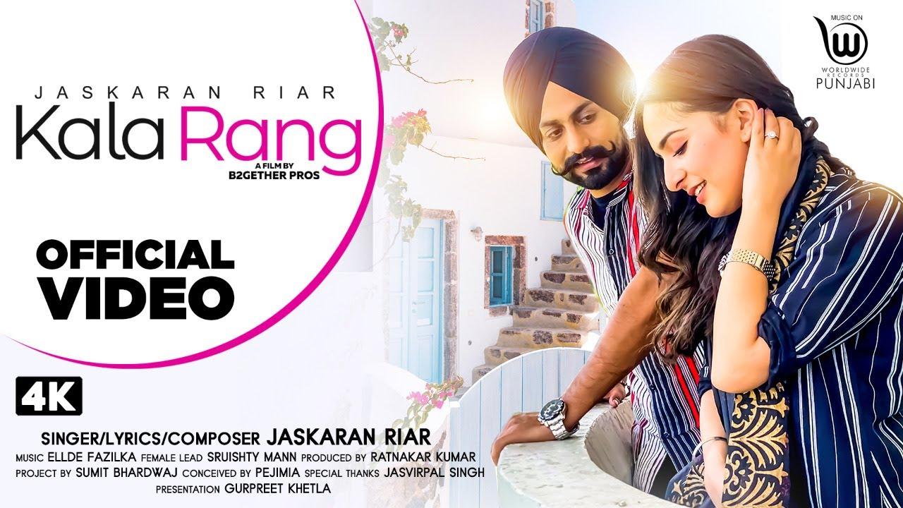 Jaskaran Riar ft Ellde Fazilka – Kala Rang