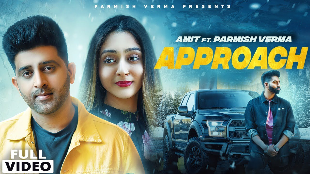 Amit ft Nick Dhammu – Approach