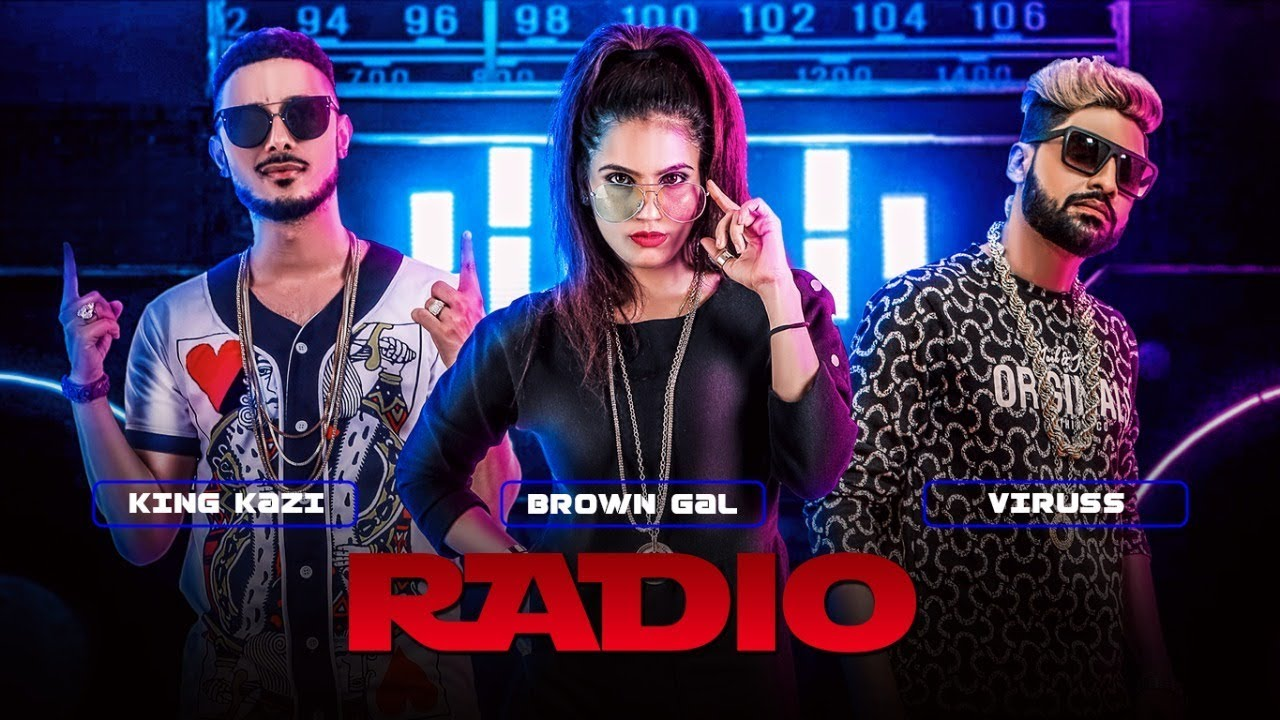 King Kazi ft Brown Gal & Viruss – Radio