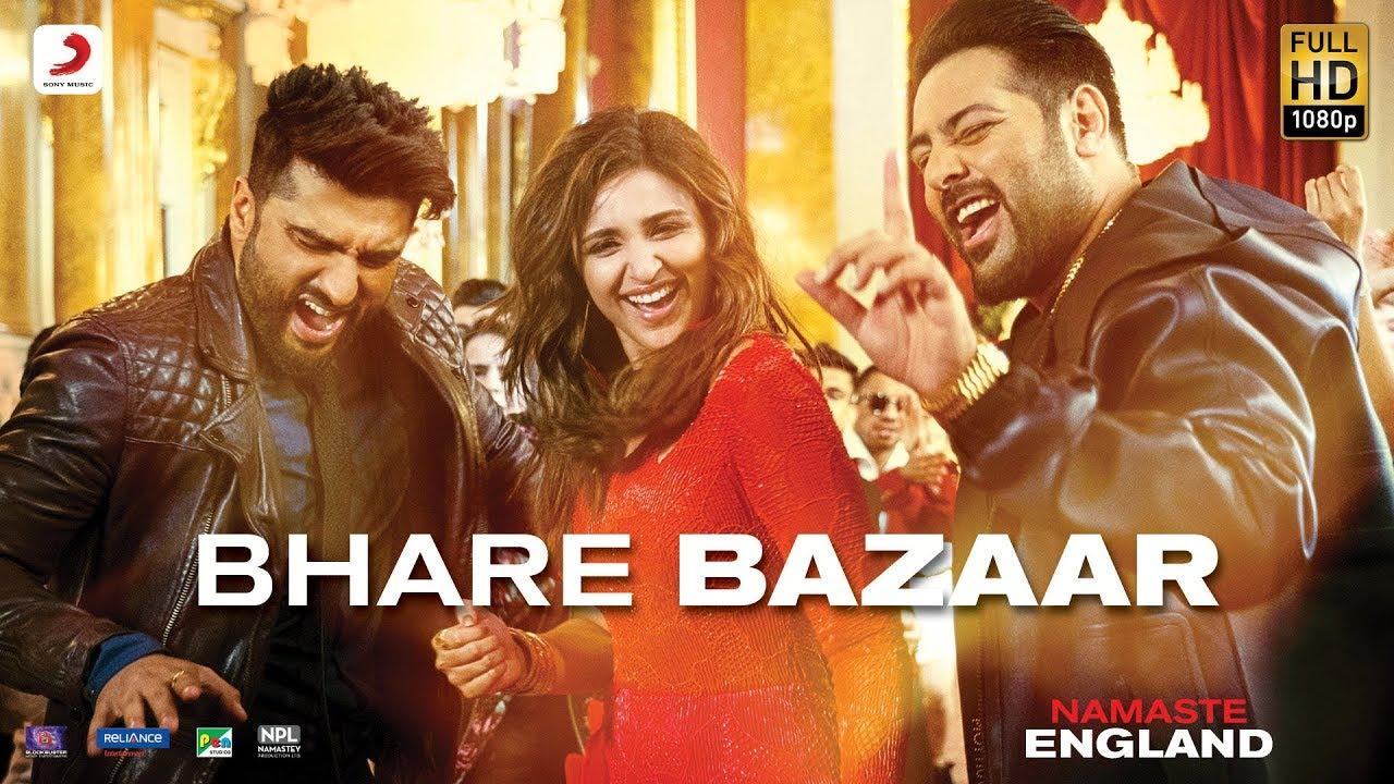 Vishal Dadlani, Payal Dev & Badshah ft Rishi Rich – Bhare Bazaar