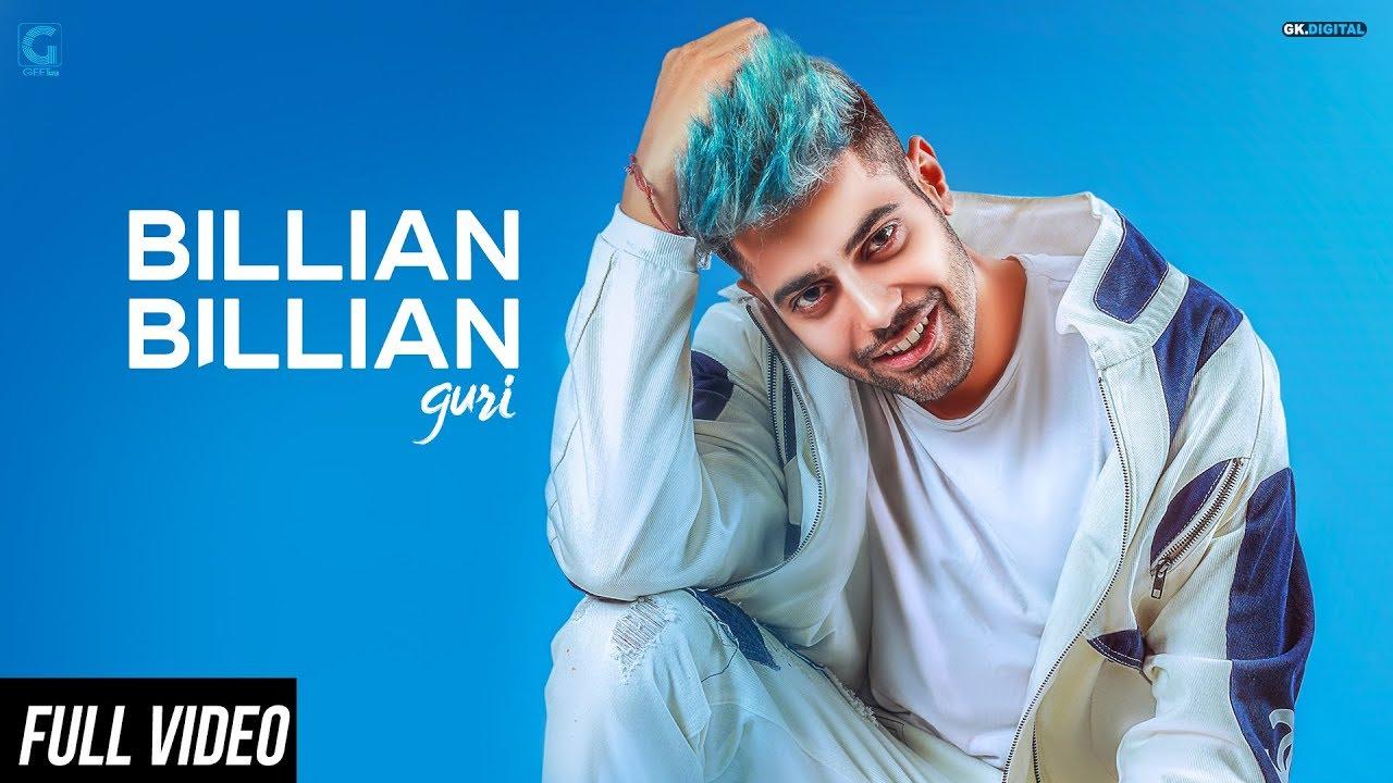 Guri ft Sukh-E Muzical Doctorz – Billian Billian