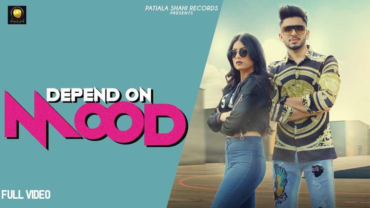 Jinder Deol ft Gurlej Akhtar & MixSingh – Depend On Mood
