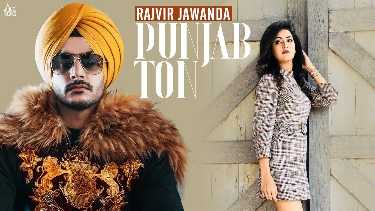 Rajvir Jawanda ft G Guri – Punjab Ton