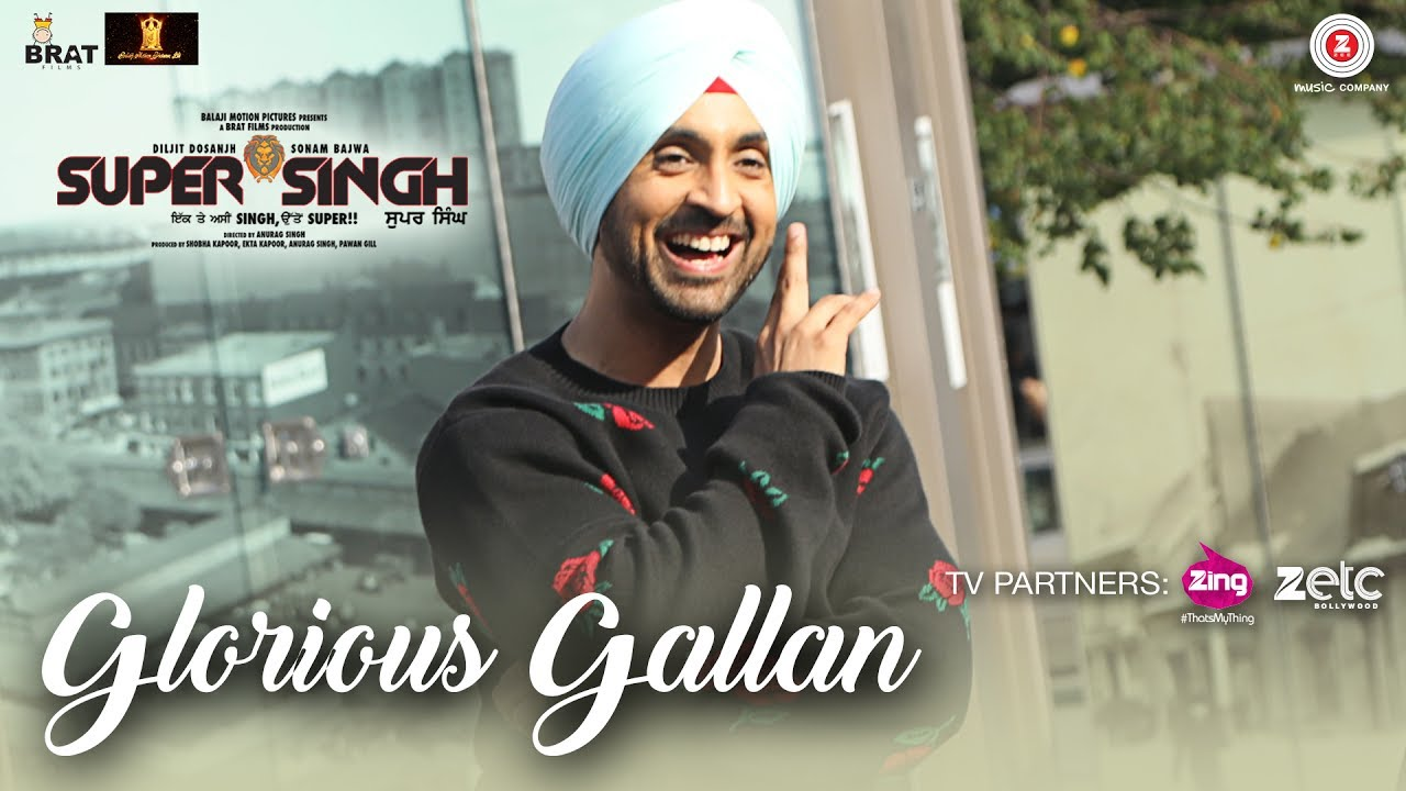 Diljit Dosanjh – Glorious Gallan