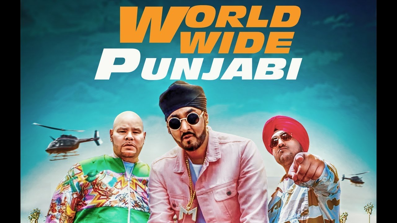 Manj Musik ft Fat Joe & Sikander Kahlon – Worldwide Punjabi