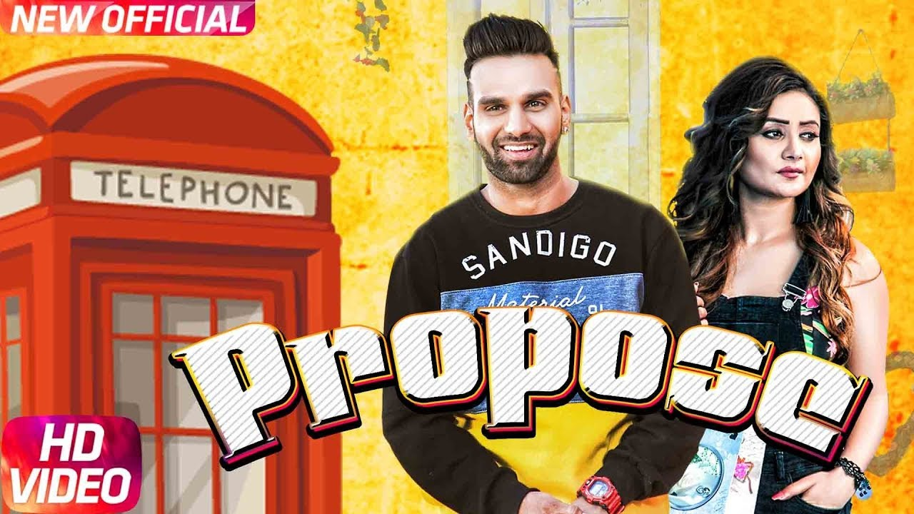 Anukul Kohli ft PB Tracks – Propose