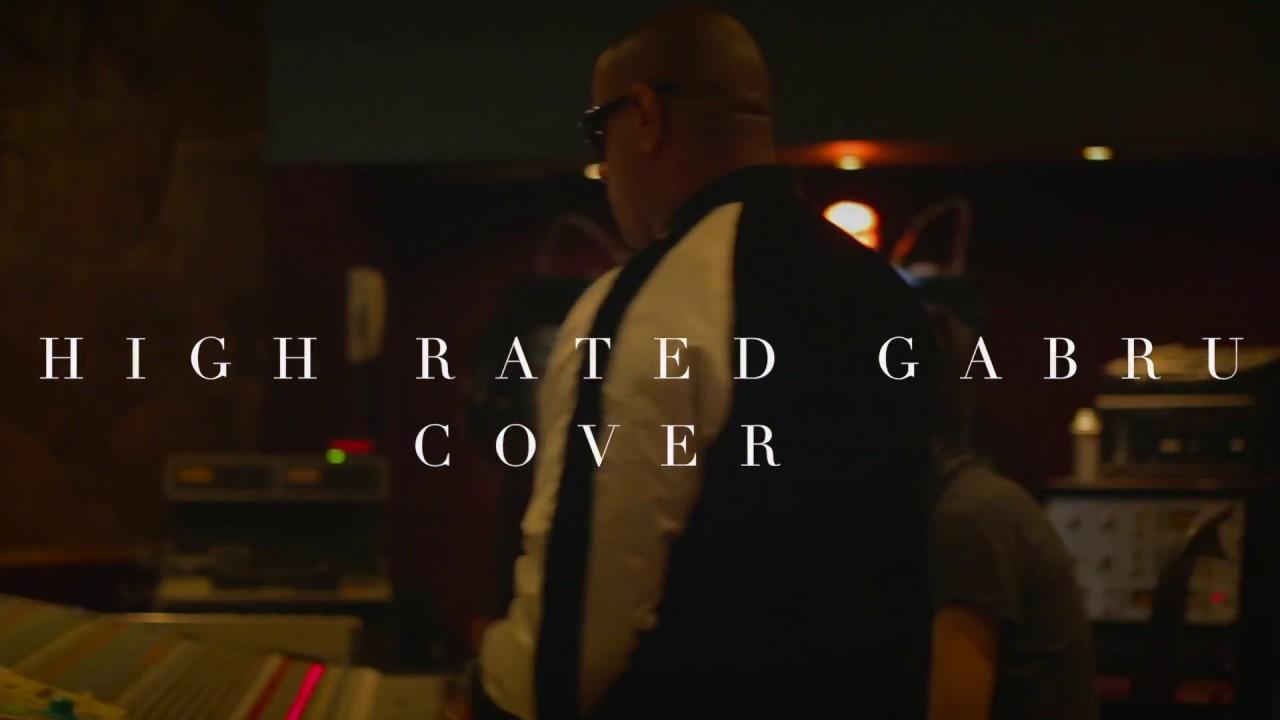 Hunterz – High Rated Gabru (Cover)