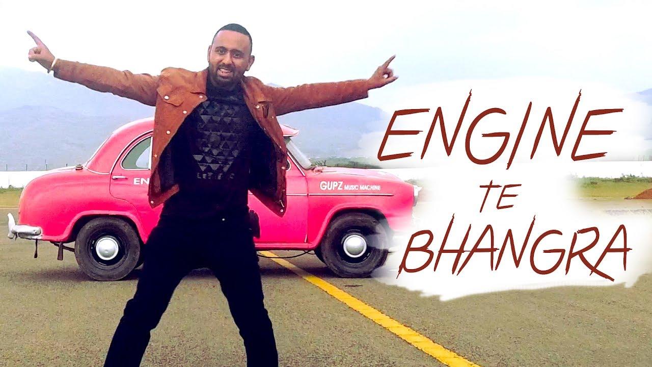 Gupz Sehra – Engine Te Bhangra