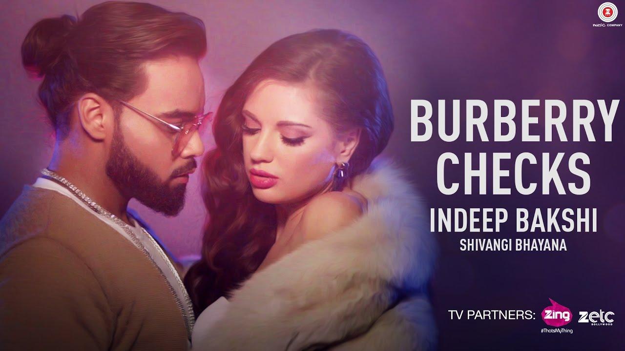 Indeep Bakshi & Shivangi Bhayana – Burberry Checks (Karma)