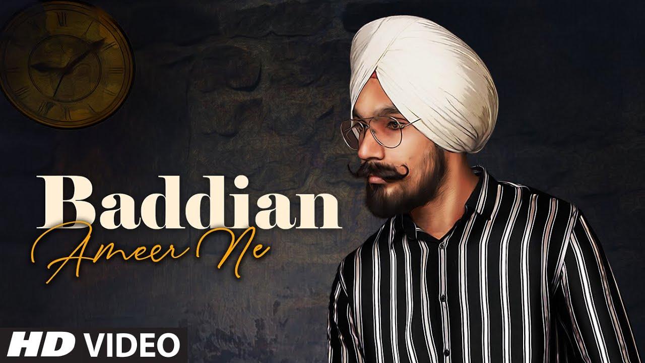Bakhshish Khattra ft Arpan Bawa – Baddian Ameer Ne