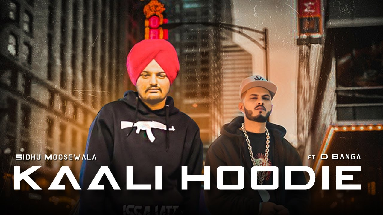 Sidhu Moose Wala ft DBanga – Kaali Hoodie