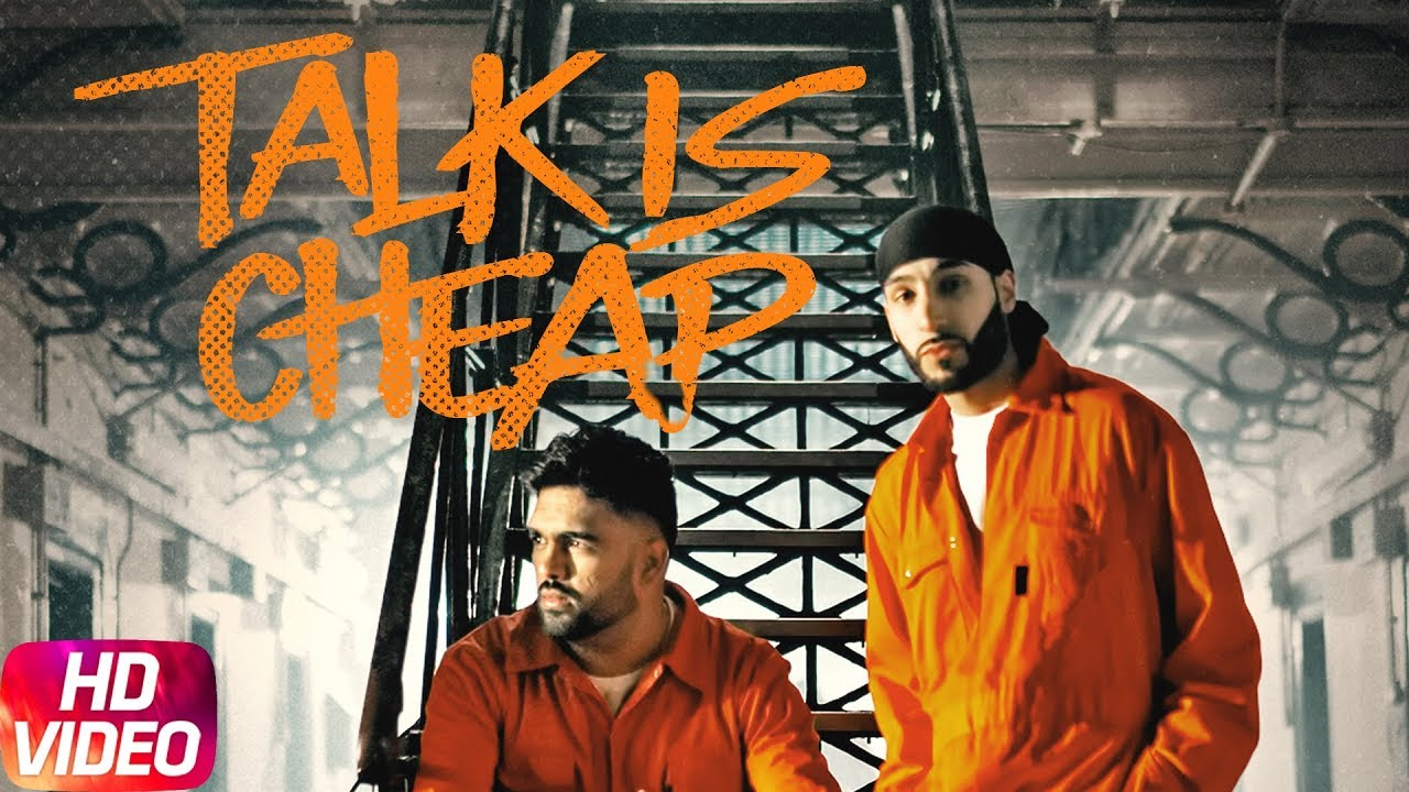 Manni Sandhu & Dilraj Grewal – Talk Is Cheap