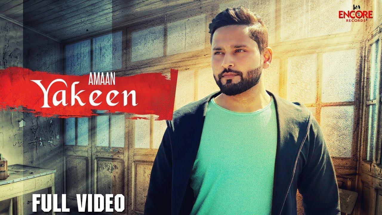 Amaan ft Goldboy – Yakeen