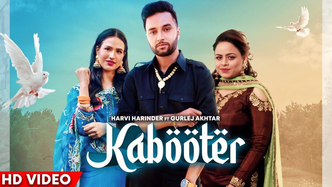 Harvi Harinder & Gurlej Akhtar – Kabooter