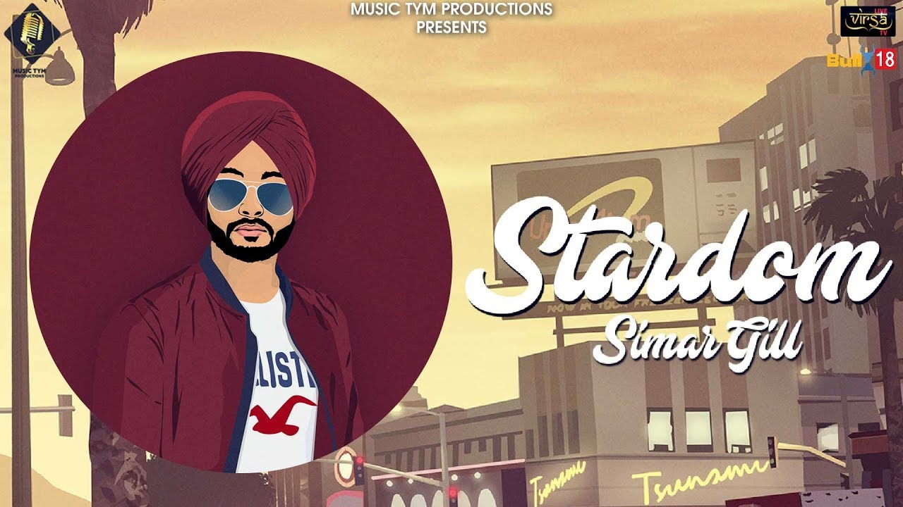 Simar Gill ft Sikander Kahlon – Stardom
