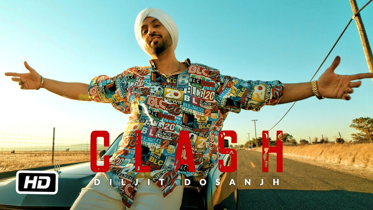 Diljit Dosanjh ft The Kidd – Clash