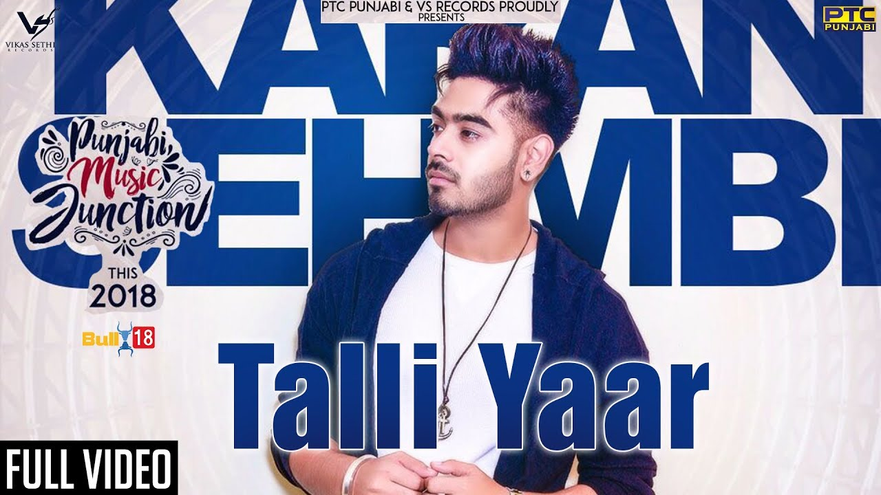 Karan Sehmbi ft Mr. Vgrooves – Talli Yaar