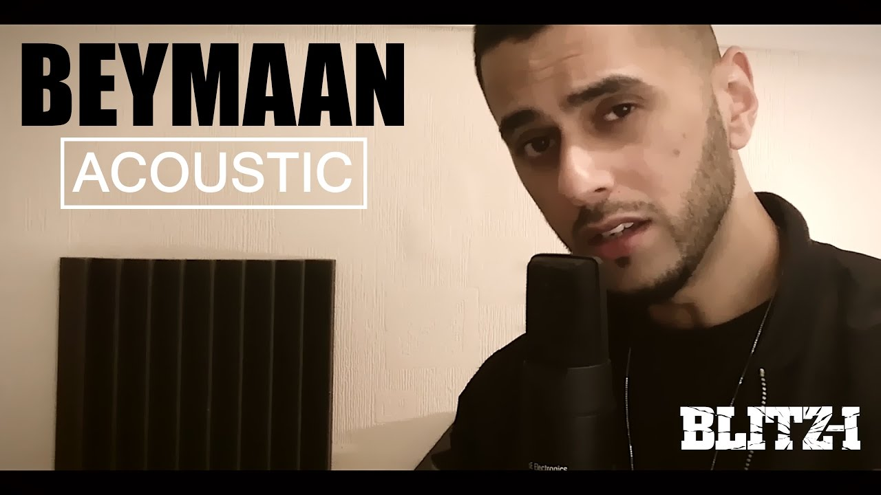 Blitz-i – Beymaan (Acoustic)