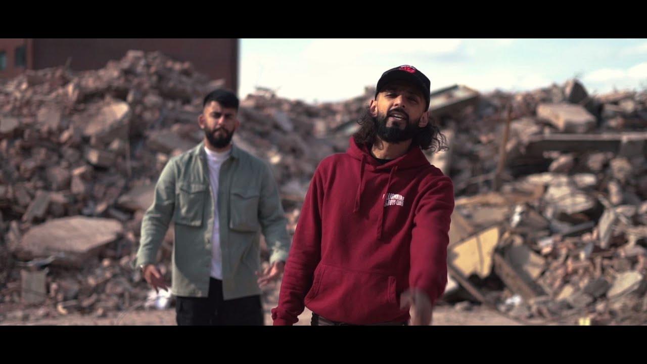 Raf-Saperra & G-Funk – Dhol Jageero Da (Cover)