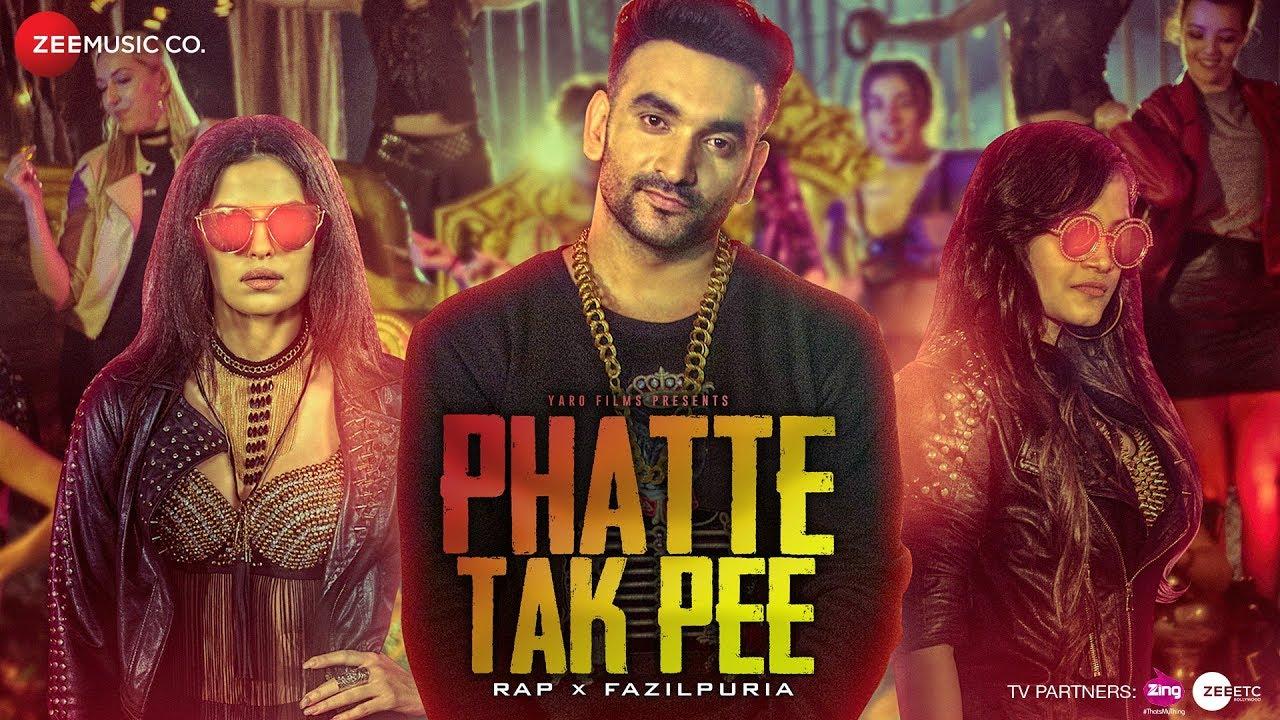 Fazilpuria ft Shalmali Kholgade & ROSSH – Phatte Tak Pee