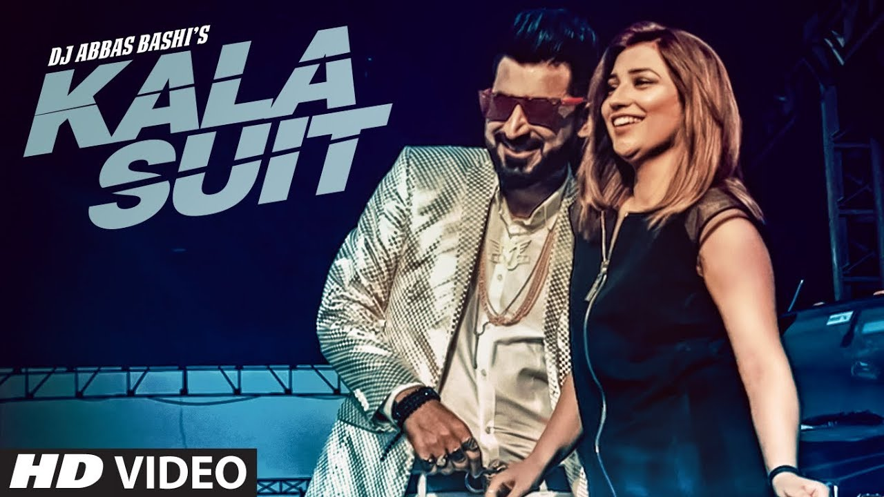 DJ Abbas Bashi ft Zonaib Zahid – Kala Suit