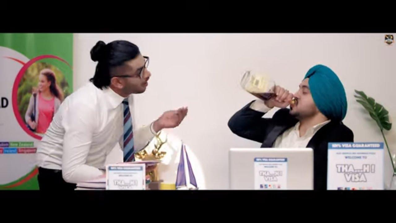 Deep Karan ft KV Singh – Peg