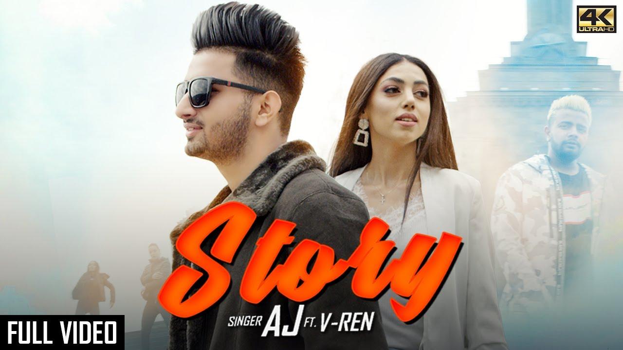 AJ ft V-Ren – Story