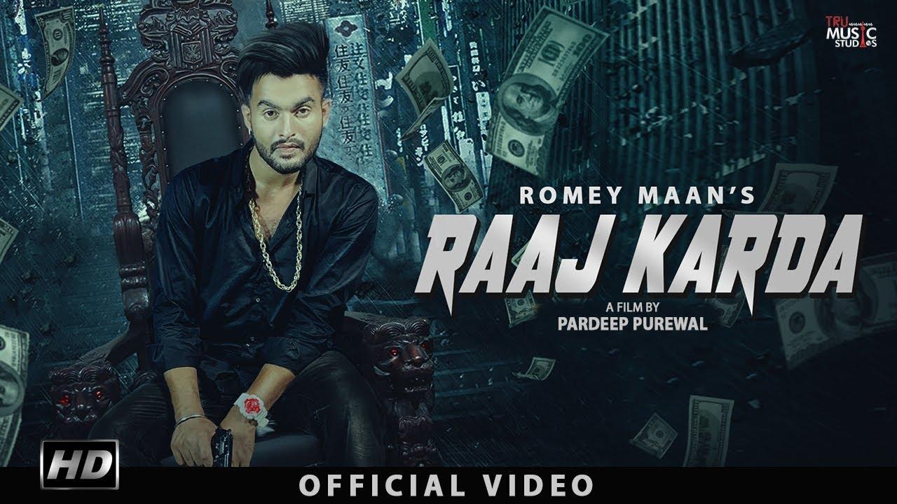Romey Maan ft Beat Boi Deep – Raaj Karda