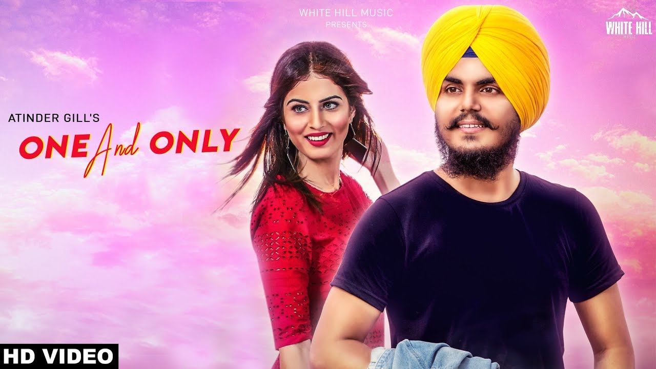 Atinder Gill ft Kru172 – One And Only