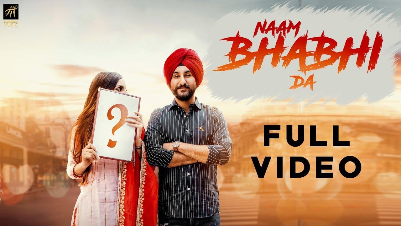 Amantej Hundal ft Preet Hundal – Naam Bhabhi Da