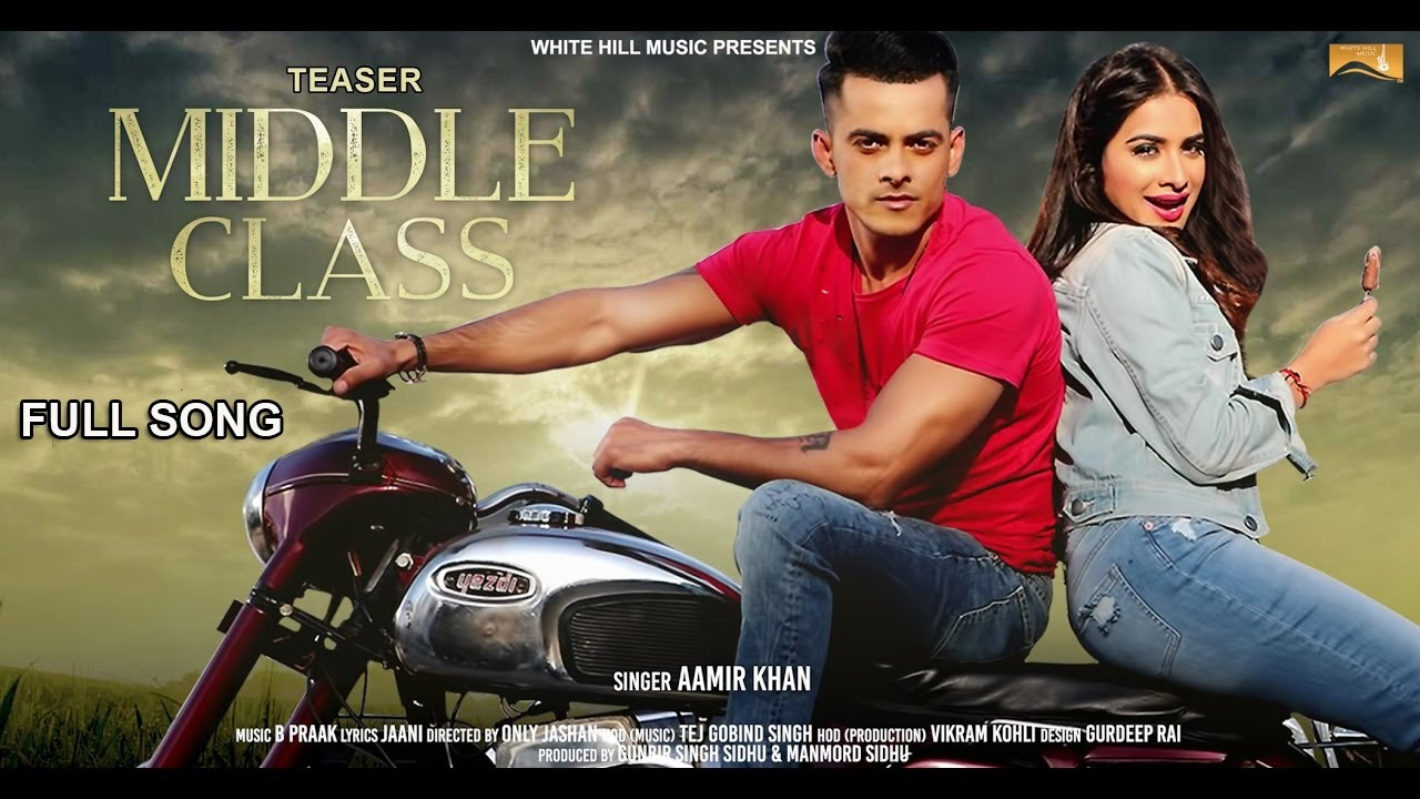 Aamir Khan – Middle Class