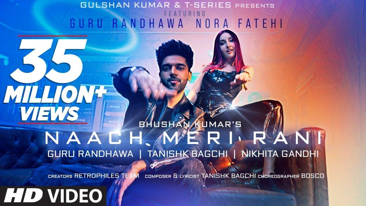 Guru Randhawa & Nikhita Gandhi ft Tanishk Bagchi – Naach Meri Rani