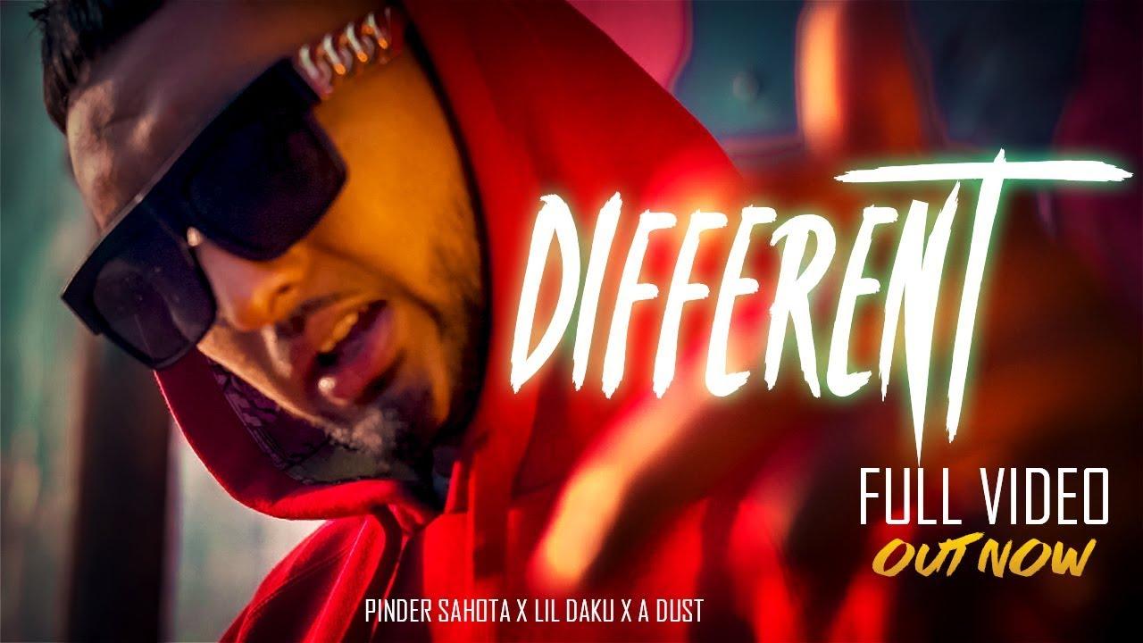 Pinder Sahota ft A Dust & Lil Daku – Different