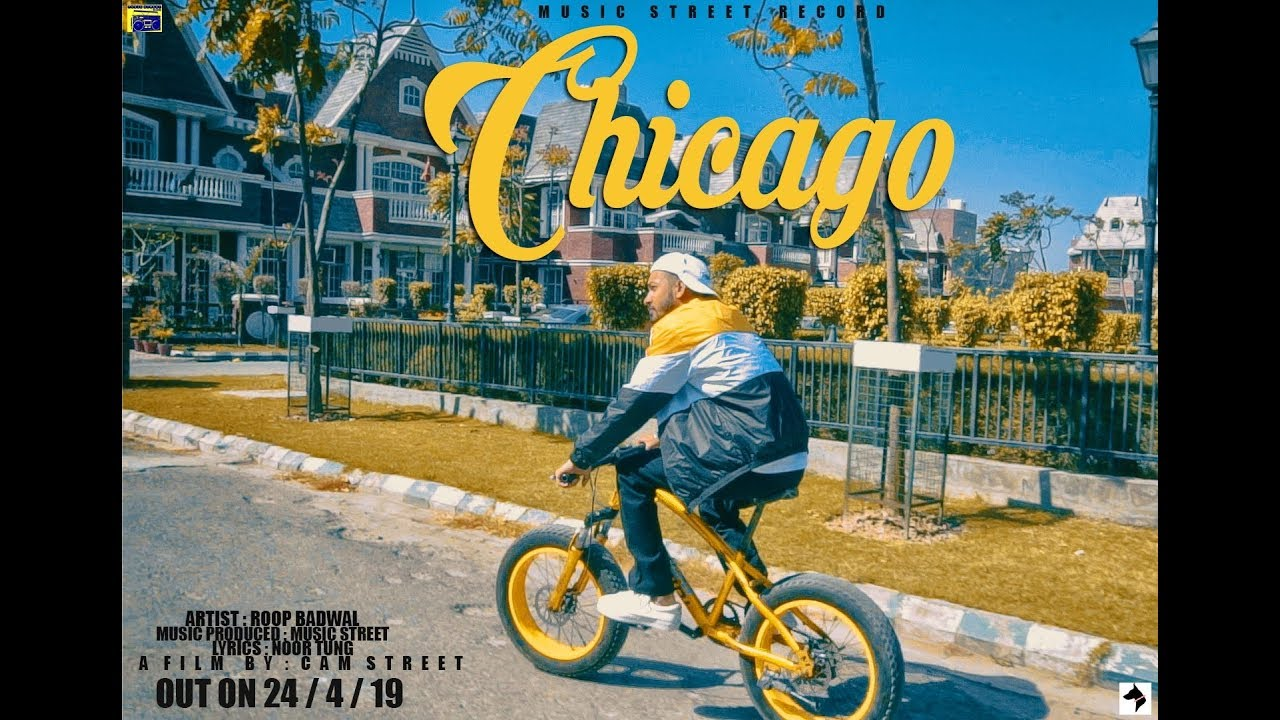 Roop Badwal – Chicago