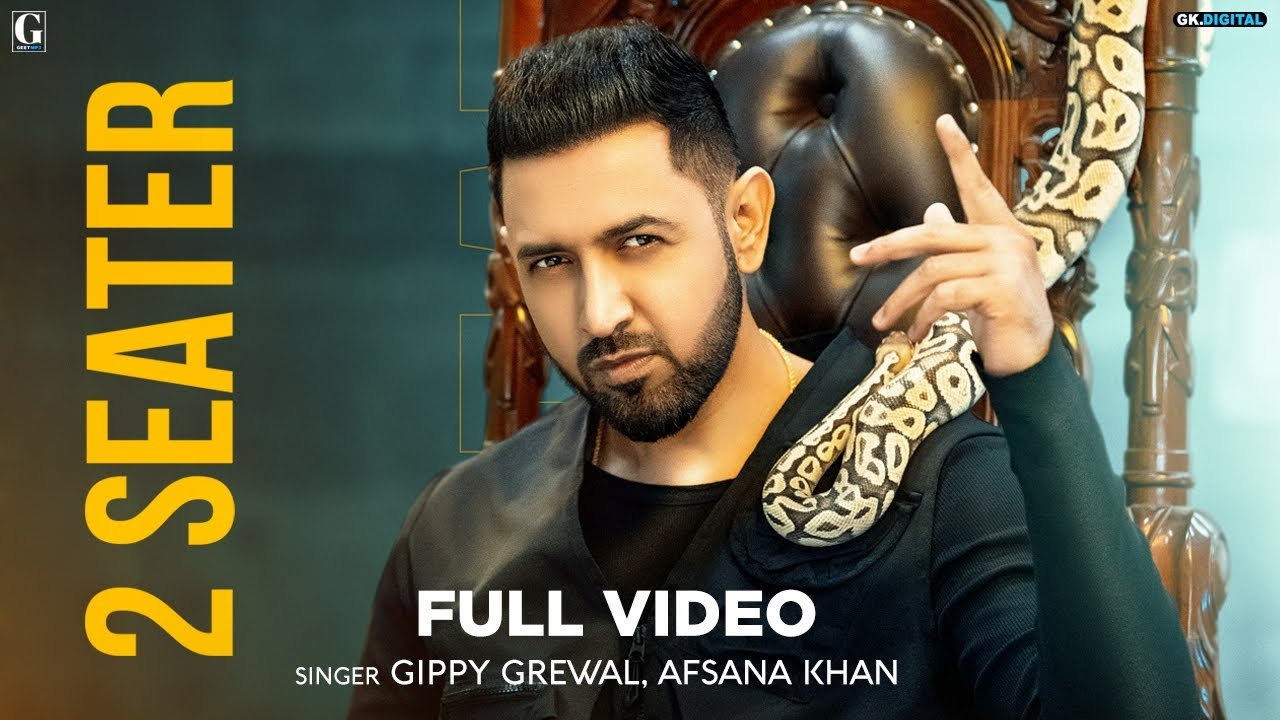 Gippy Grewal ft Afsana Khan & Ikwinder Singh – 2 Seater