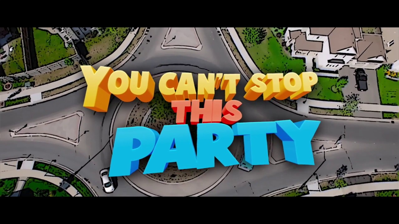 Noopsta ft Humble The Poet, Raftaar & Manj Musik – You Can't Stop This Party