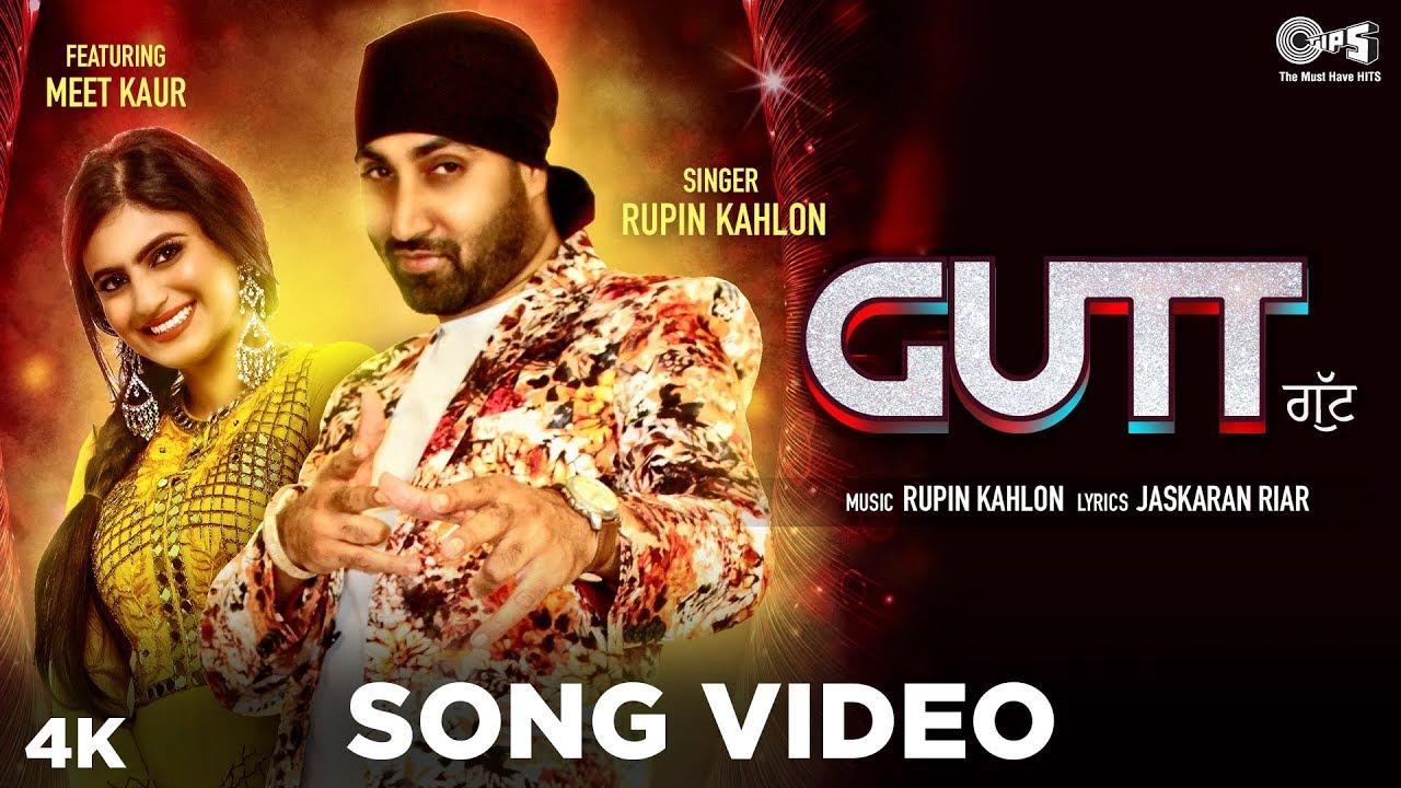 Rupin Kahlon ft Meet Kaur – Gutt