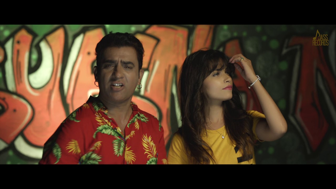 Harjit Sidhu & Afsana Khan ft KV Singh – Gadari