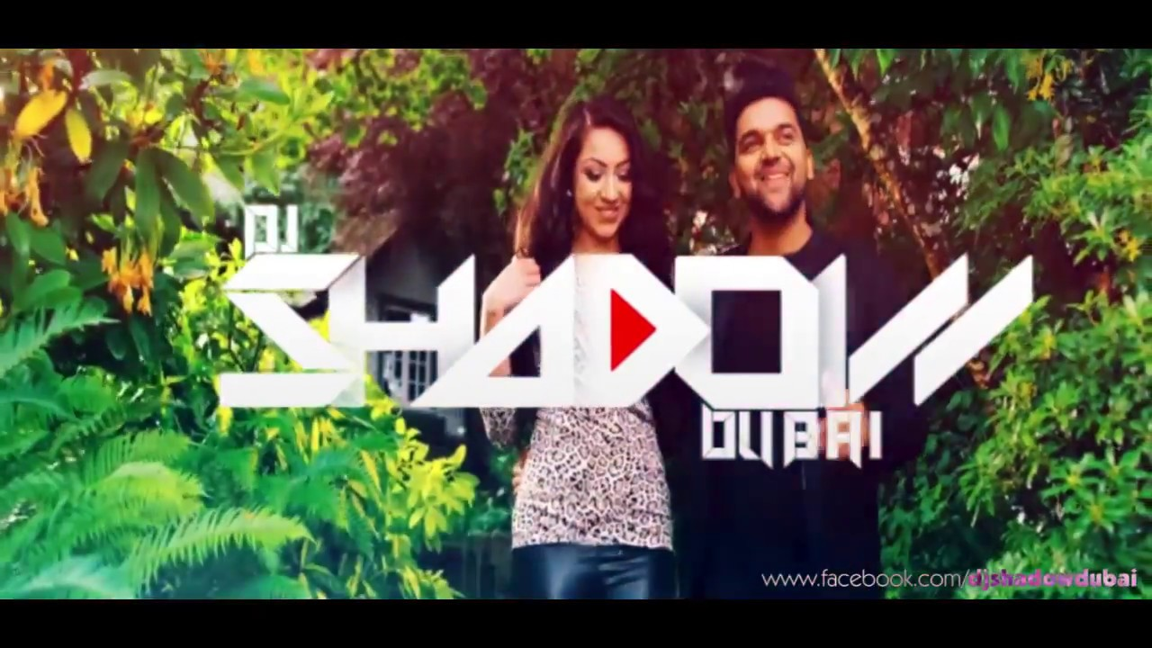 DJ Shadow Dubai – High Rated Gabru (Remix)